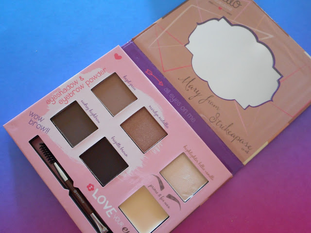 Essence Shape & Shadows Palette
