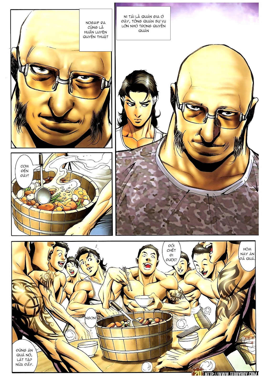 Người Trong Giang Hồ - Chapter 1391: Truyền kỳ nửa đời sau - Pic 18