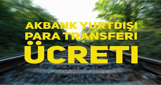 akbank para transferi