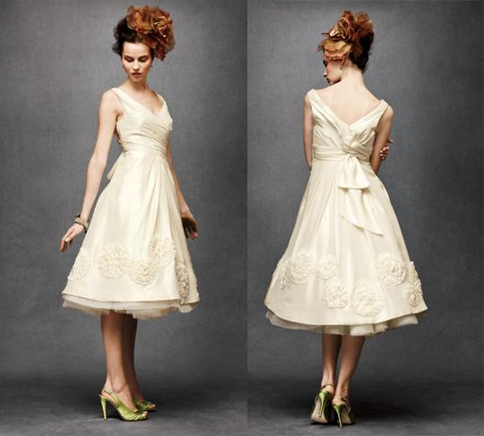 pinwheel tea dress