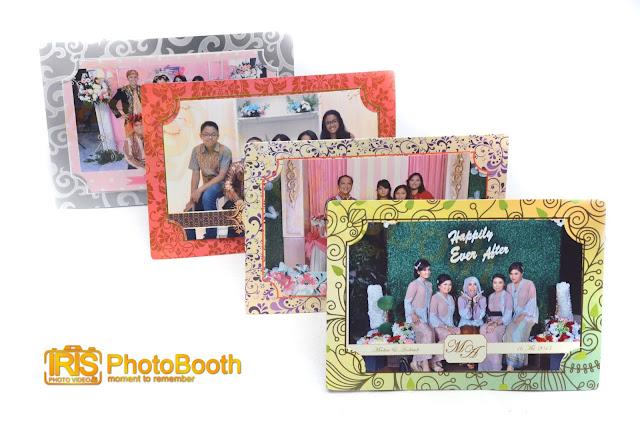 Souvenir PhotoBooth Frame