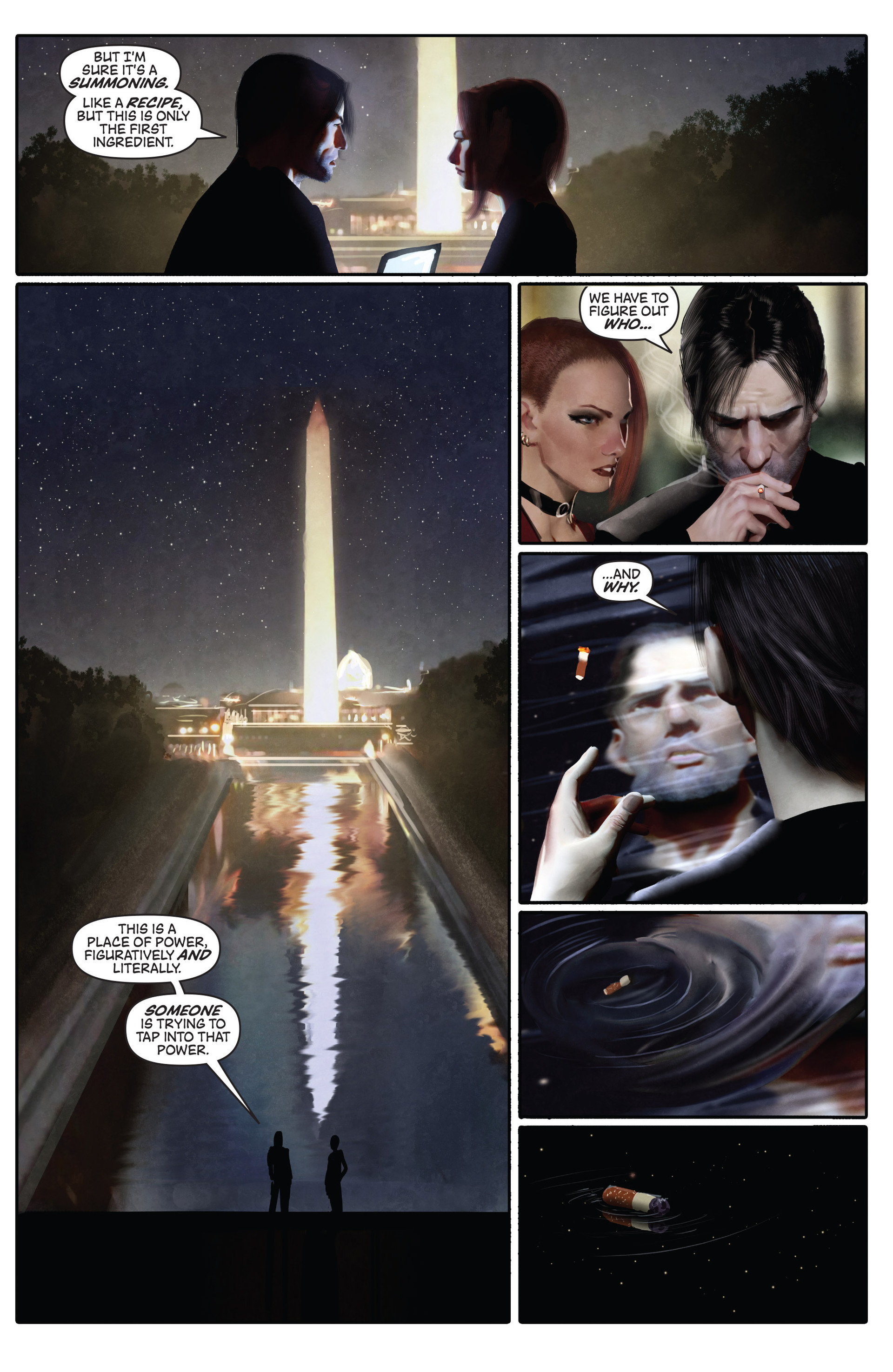 Read online Artifacts comic -  Issue #22 - 13