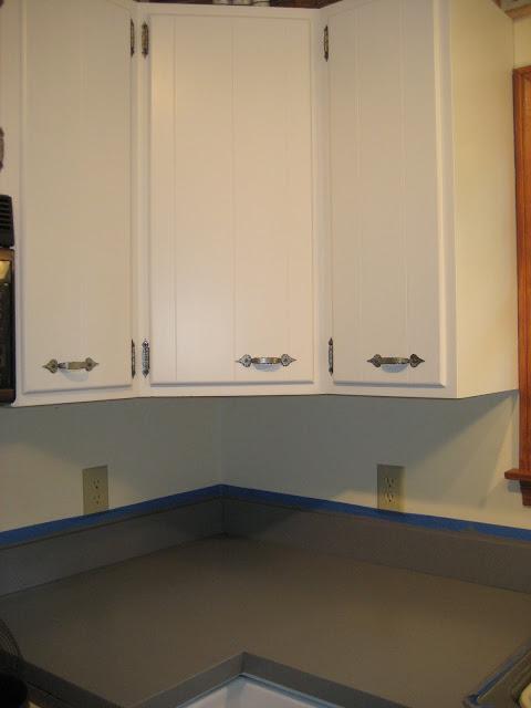 52 Flea Lake Kitchen Progress