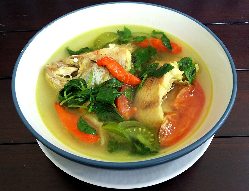 Resep Sup Ikan Segar, Lezat, dan Gampang Dibuat