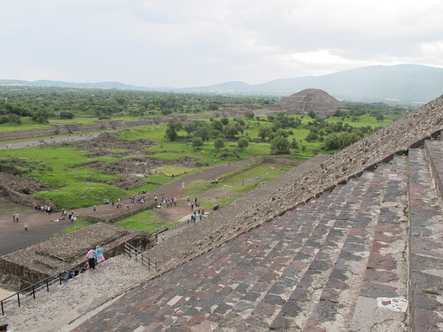 Teotihuacán, México.