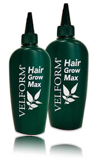 VELFORM HAIR GROW MAX parere forum caderea parului
