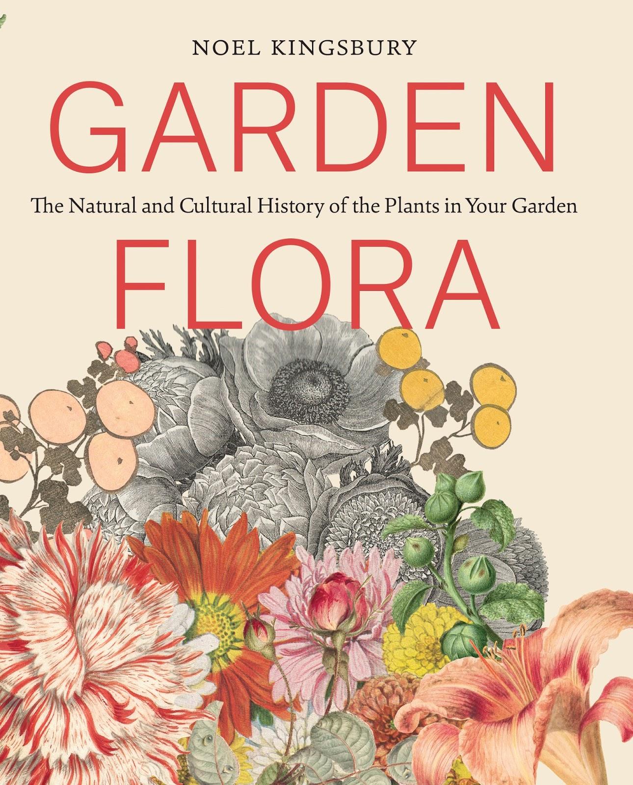 Noel's Garden Blog: 'A Garden Flora' - for Christmas reading all ...