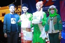 Perwakilan Tebo Juara II Duta Kopi Provinsi Jambi 2019