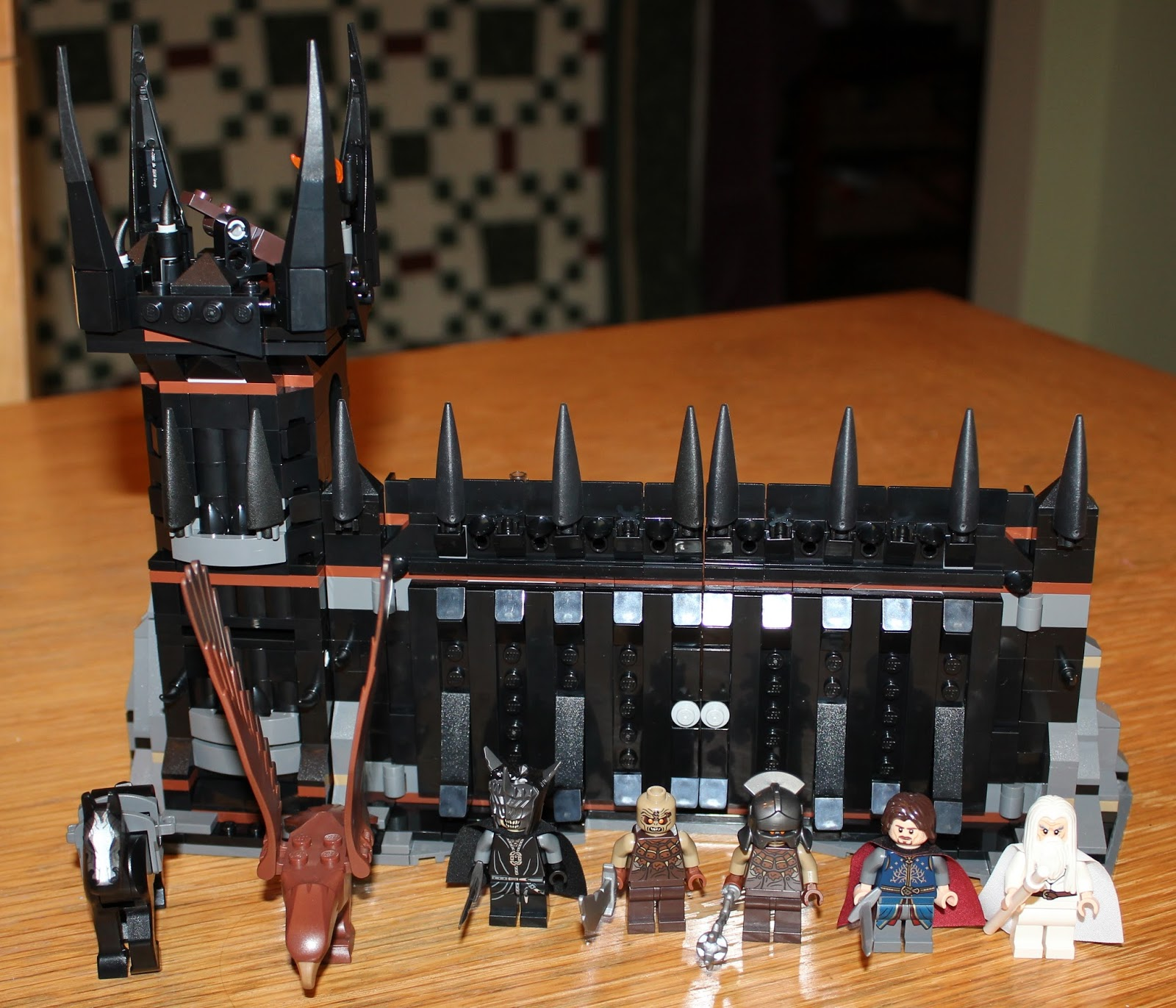 lego lord of the rings - photo #8