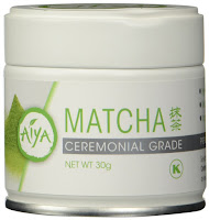 Aiya America Ceremonial Grade Matcha Green Tea Powder