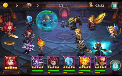 League of Angels -Fire Raiders v3.6.0.10 Pro APK Guide