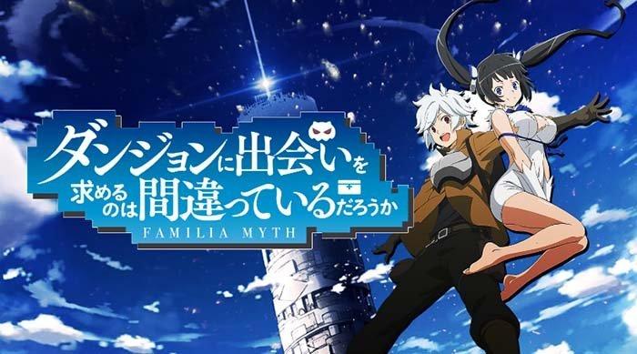 Dungeon ni Deai wo Motomeru no wa Machigatteiru Darou ka ( DanMachi )