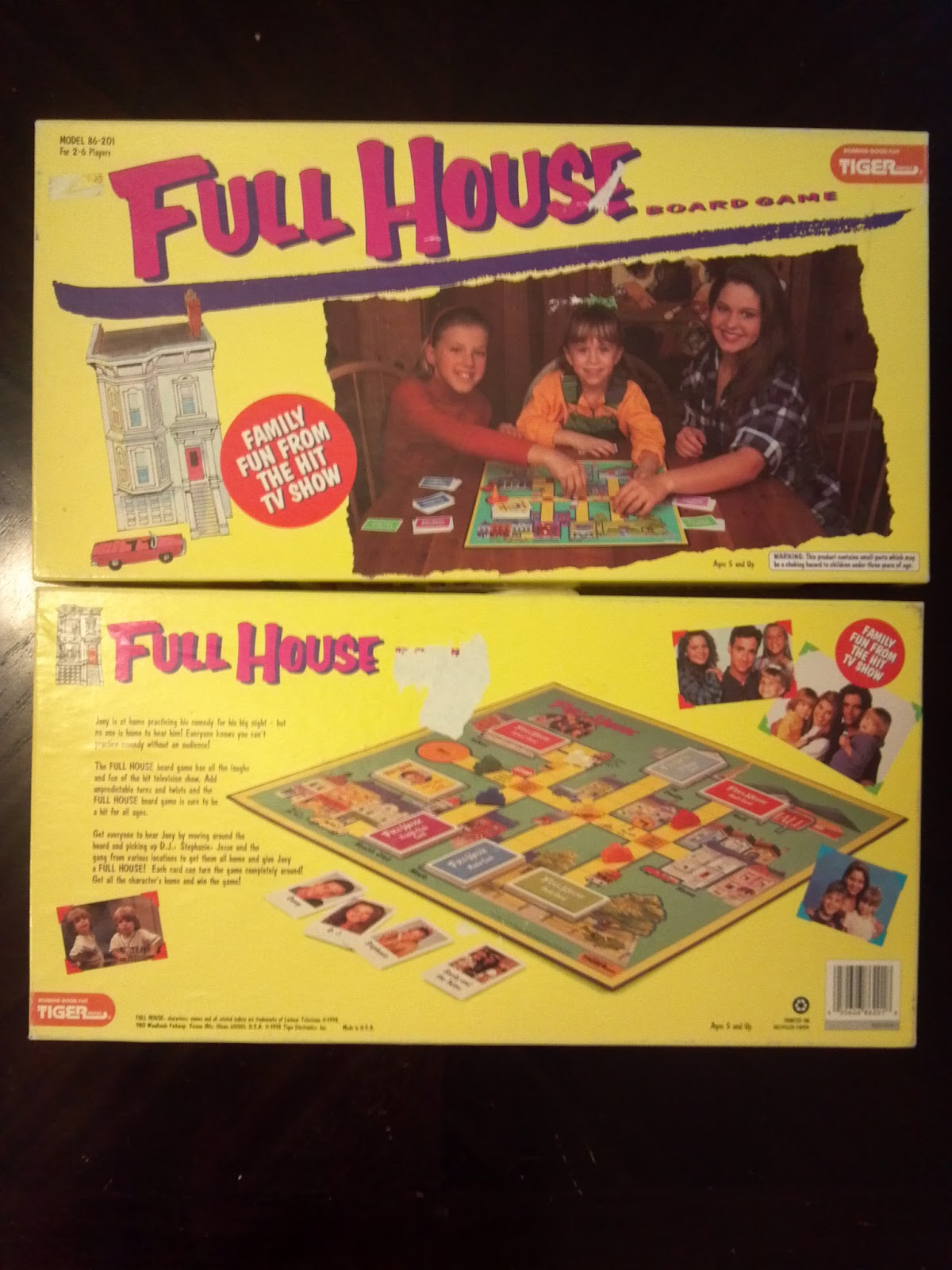 Full House Games For Free