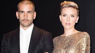 Scarlett Johansson Finally Divorce with her husband