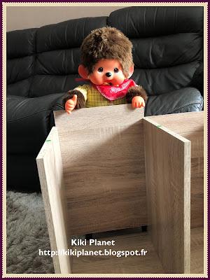 monchhichi kiki jouet vintage toys story