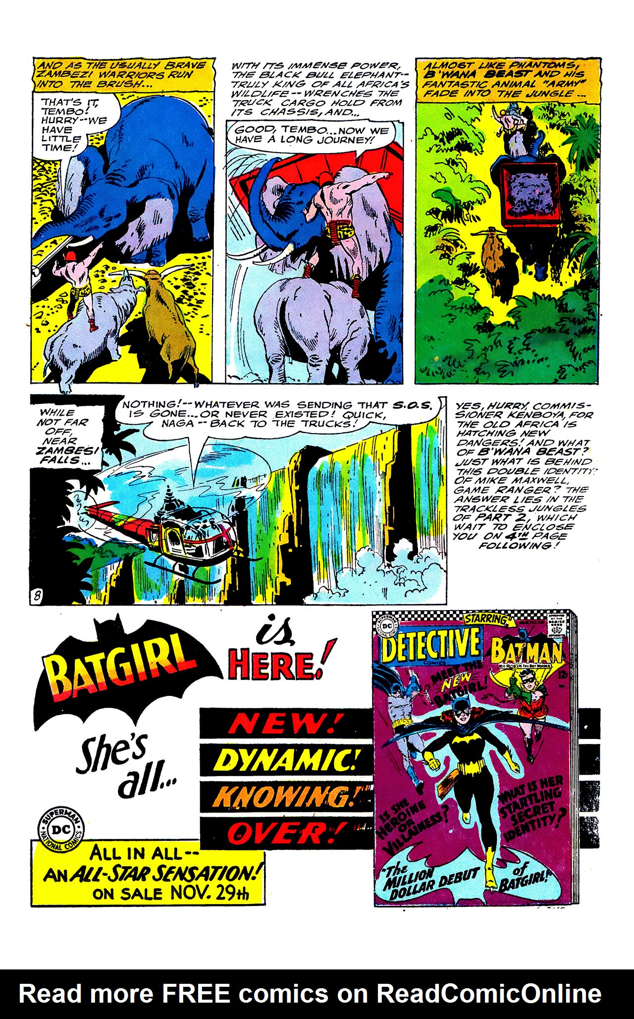 Read online Showcase comic -  Issue #66 - 11