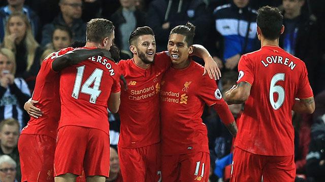 [Video] Cuplikan Gol Liverpool 2-1 West Brom (Liga Inggris)