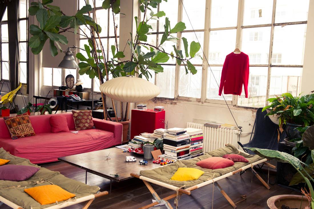 stylish homes jerome dreyfuss isabel marant table tonic. Black Bedroom Furniture Sets. Home Design Ideas
