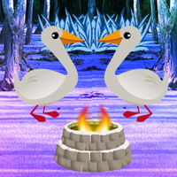 Play Wowescape Duck Forest Escape