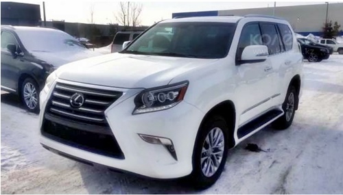 2016 Lexus GX 460 Design Reviews & Release Date