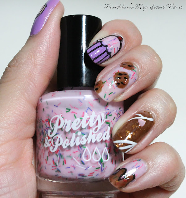 Pretty & Polished- Donut Ever Let Me Go