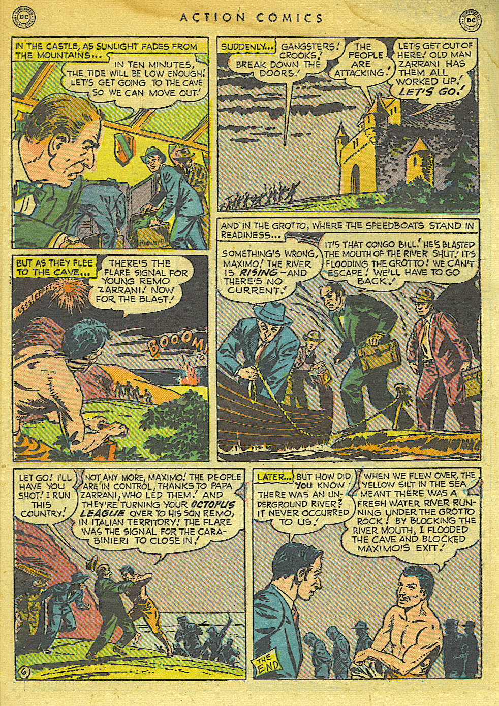 Action Comics (1938) 154 Page 31