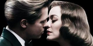 Marion Cotilard e Brad Pitt - Allied