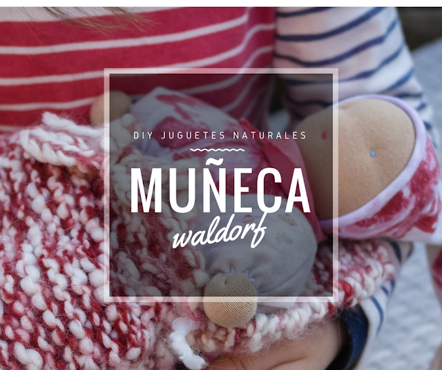 DIY TUTORIAL MUNECA WALDORF