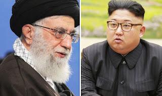 Syiah Iran Dicurigai Diam-diam Bantu Program Senjata Nuklir Komunis Korut