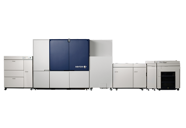 Xerox lanza su primera prensa de inyección de tinta y papel cortado