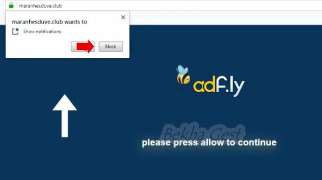 Trik Bagaimana Cara Melewati Adf.fly Di Android Dan PC/Laptop Dengan Mudah 2019