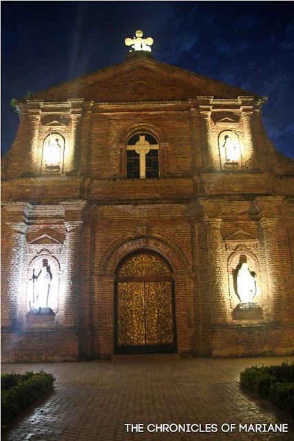 St. Philomene Church alcala