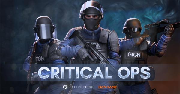 Critical Ops Apk v1.3.0.f417 Mod