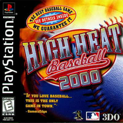 descargar high heat baseball 2000 psx mega
