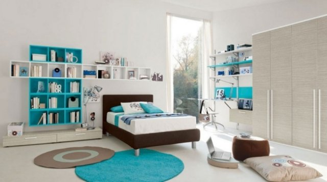 The ideas of modern rooms