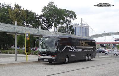 Setra S517 HD, Leo Express