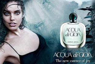 Les Parfums: Acqua Di Gio de G. Armani - Femenino
