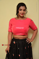 Telugu Actress Mahi Stills at Box Movie Audio Launch  0062.JPG