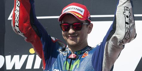 Lorenzo Tegaskan Tak Pernah Nego Dengan Honda