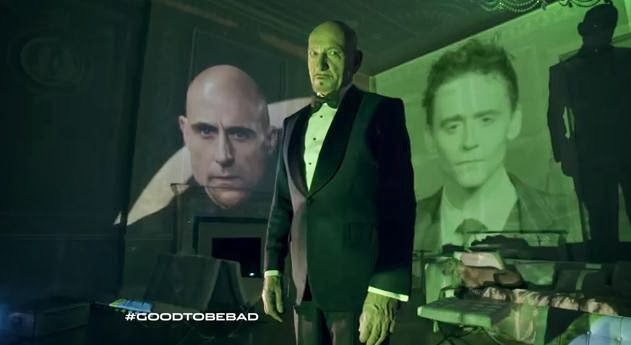 A British Villains 'Rendezvous' in Jaguar's 2014 Super Bowl Commercial - It's Good To Be Bad