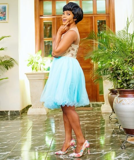 Actress Benedicta Gafah Adopts Baby Boy On Her Birthday