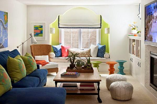 Hudson Tiles Blog: Five Steps to a Moroccan-Inspired Living Room