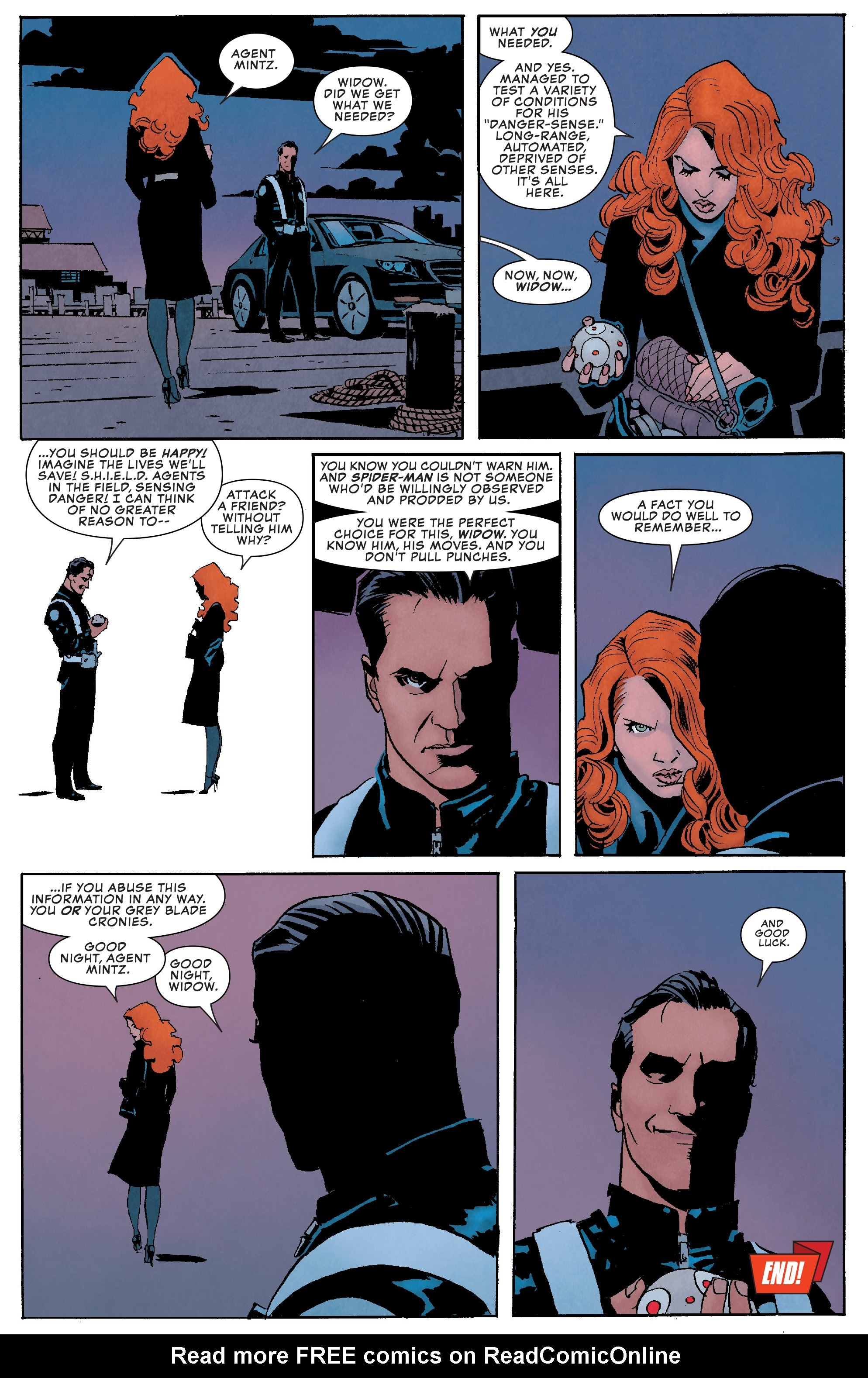 Read online Peter Parker: The Spectacular Spider-Man comic -  Issue #1 - 27