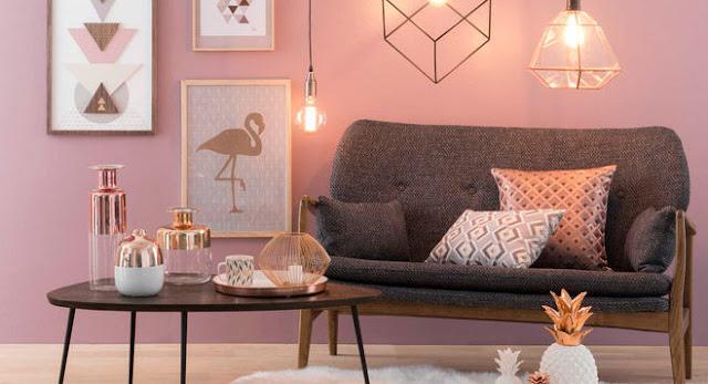 Tend ncia do cobre na decora o decora o e ideias - Objetos de cobre ...