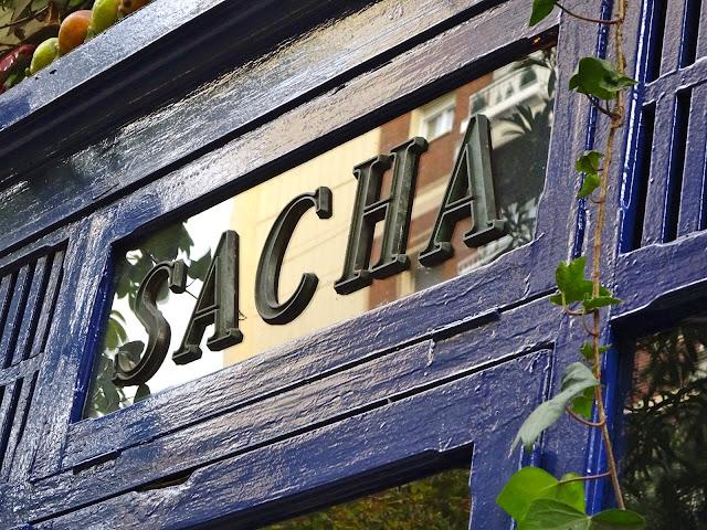 Sacha restaurante madrid botillería y bodegón castellana producto calidad tuetano sacha hormaechea cocina de mercado estamostendenciados gastronomía gastronomy