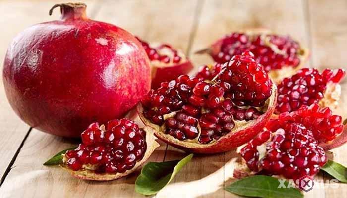Makanan penambah darah - Delima, buah penambah darah