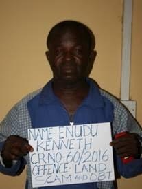 1.5 Million Land Scam: EFCC arraign two in Enugu