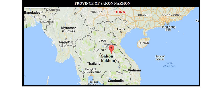 religion in thailand maps the nexus of criminality