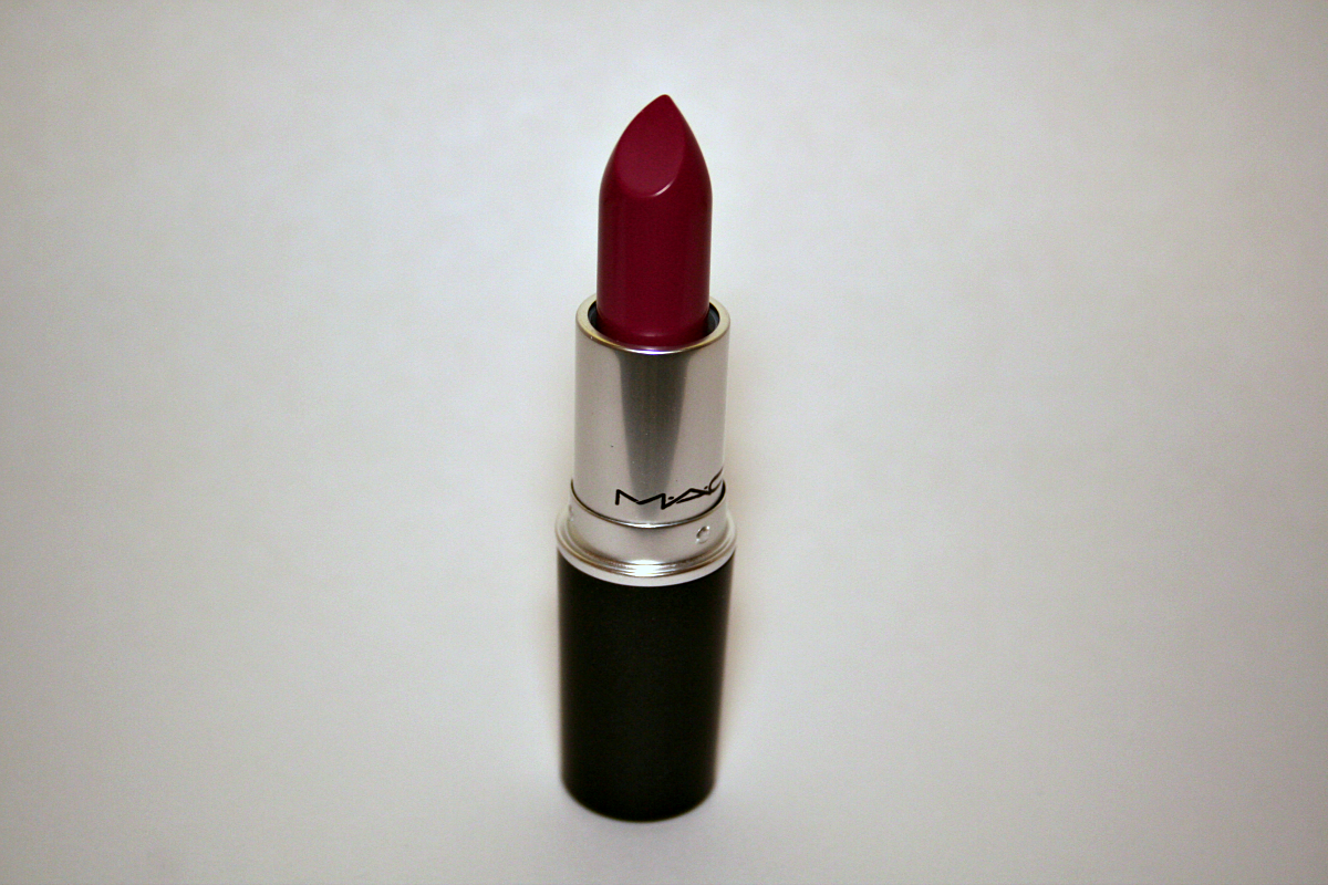 MAC Lipstick in Plumful