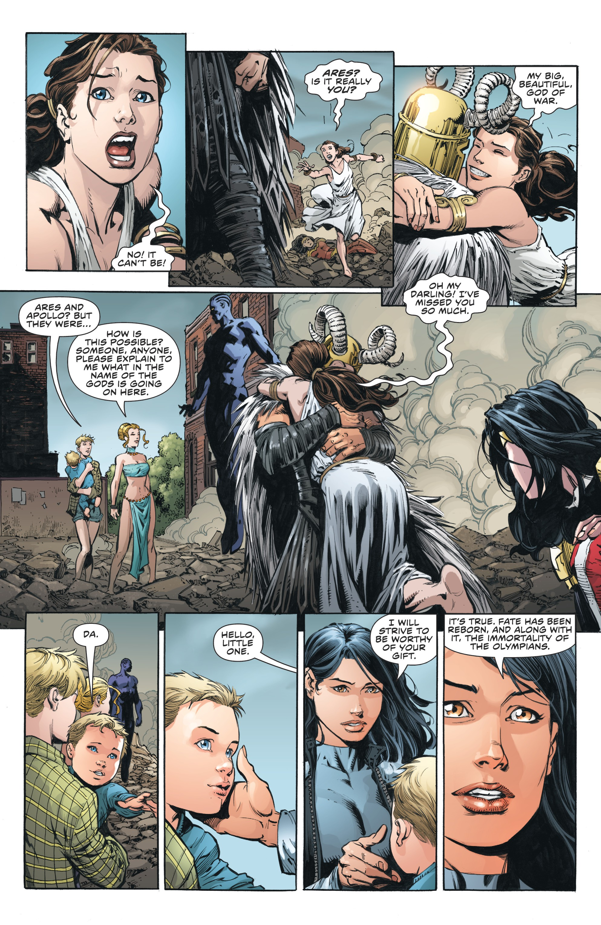 Read online Wonder Woman (2011) comic -  Issue #46 - 23